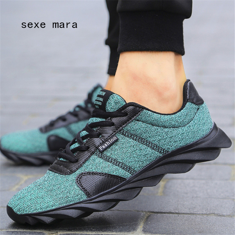 size 38-46 Sneakers men Running shoes men sport shoes man women gym trail free run sneakers for Breathable Mesh Trainers Jogging