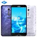 Nuevo ASUS zenfone 2 Deluxe ZE551ML 4G smartphone FDD LTE Intel Z3560 1.8 GHz 64Bit Quad Core 5.5 FHD 4 GB RAM 32G Android 5.0