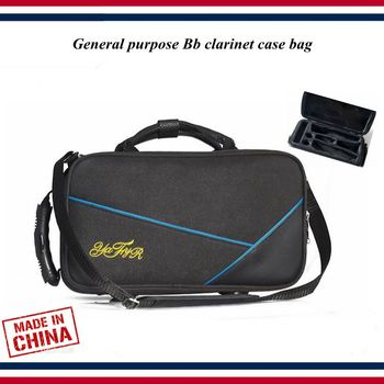 Clarinet accessories - Clarinet case - General purpose Bb clarinet case bag , backpack Portable bag - Clarinet parts фото