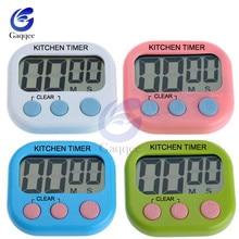 Timer-Alarm Cooking-Timer Digital Countdown Meter Alarm-Clock Kitchen Magnetic LCD