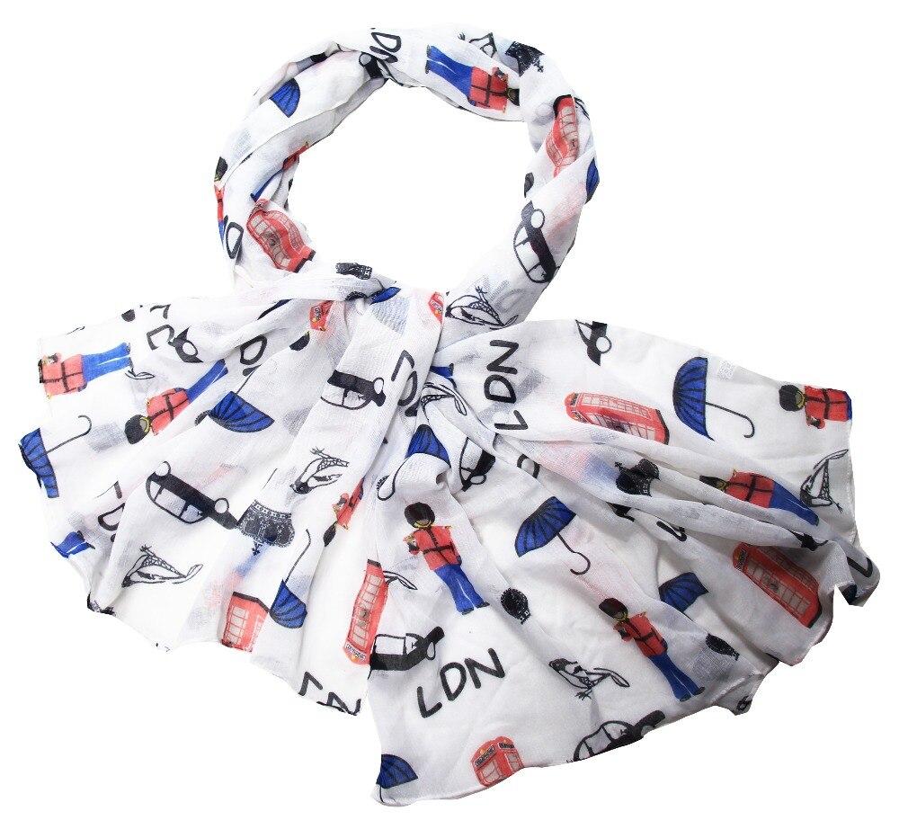 웃 유Envío libre! Bandera de la moda de impresión bufanda - a743