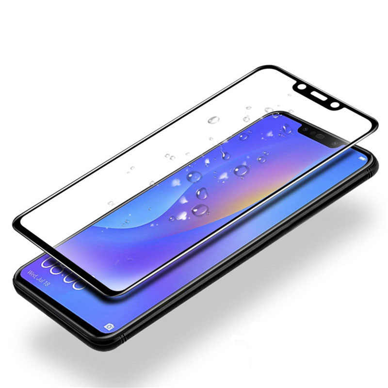 9H Tempered Glass Film for Huawei P Smart Y6 Y9 2019 Y7 Y5 2019 2018 P8 P9 Lite 2017 Nova 3i 3 Case Screen Protector Glass 2.5D