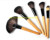 32/Set Cepillo Del Maquillaje Sintético Pinceles Maquillaje Profesional Fundación Powder Blush Delineador Cepillos color natural