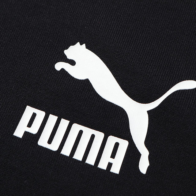 Original New Arrival 2018 PUMA Classics T7 Logo Crew TR Men's Pullover Jerseys Sportswear 2