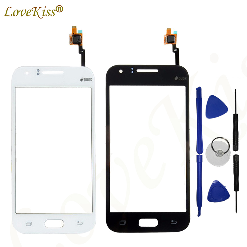 Touchscreen For Samsung Galaxy J1 2015 J100 J100F J100FN J100H Touch Screen Sensor Front Panel Digitizer LCD Display Outer Glass