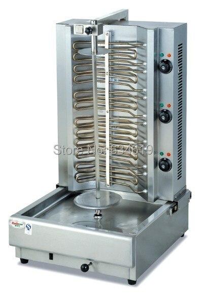 4a62c1534 دونر كباب الكهربائية آلة فائقة الجودة، الشاورما كباب آلة الشواء شواء  للشواء، veritical لحوم الشواية الكهربائية