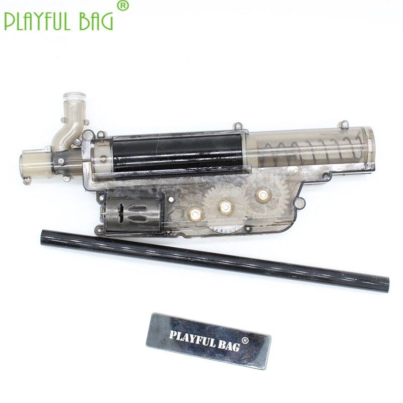 Открытый CS MP7 электрическая игрушка водяной пулевидный пистолет три поколения волна коробка электрическая Водяная бомба пистолет Монтажная Игрушка аксессуары NI10