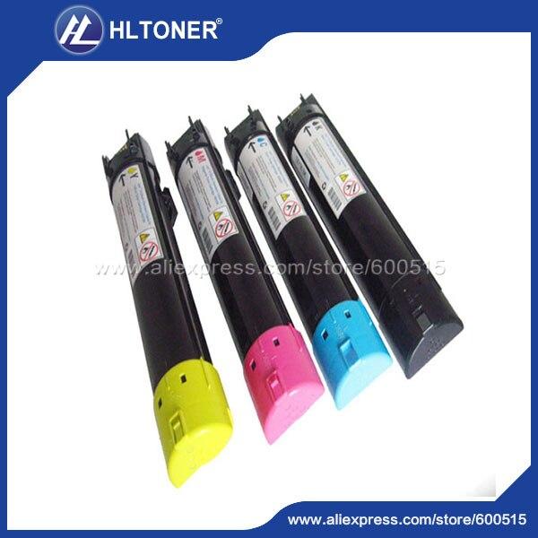 4pcs/set printer toner cartridge 593-10922 593-10923 593-10924 593-10925 compatible for DELL 5130