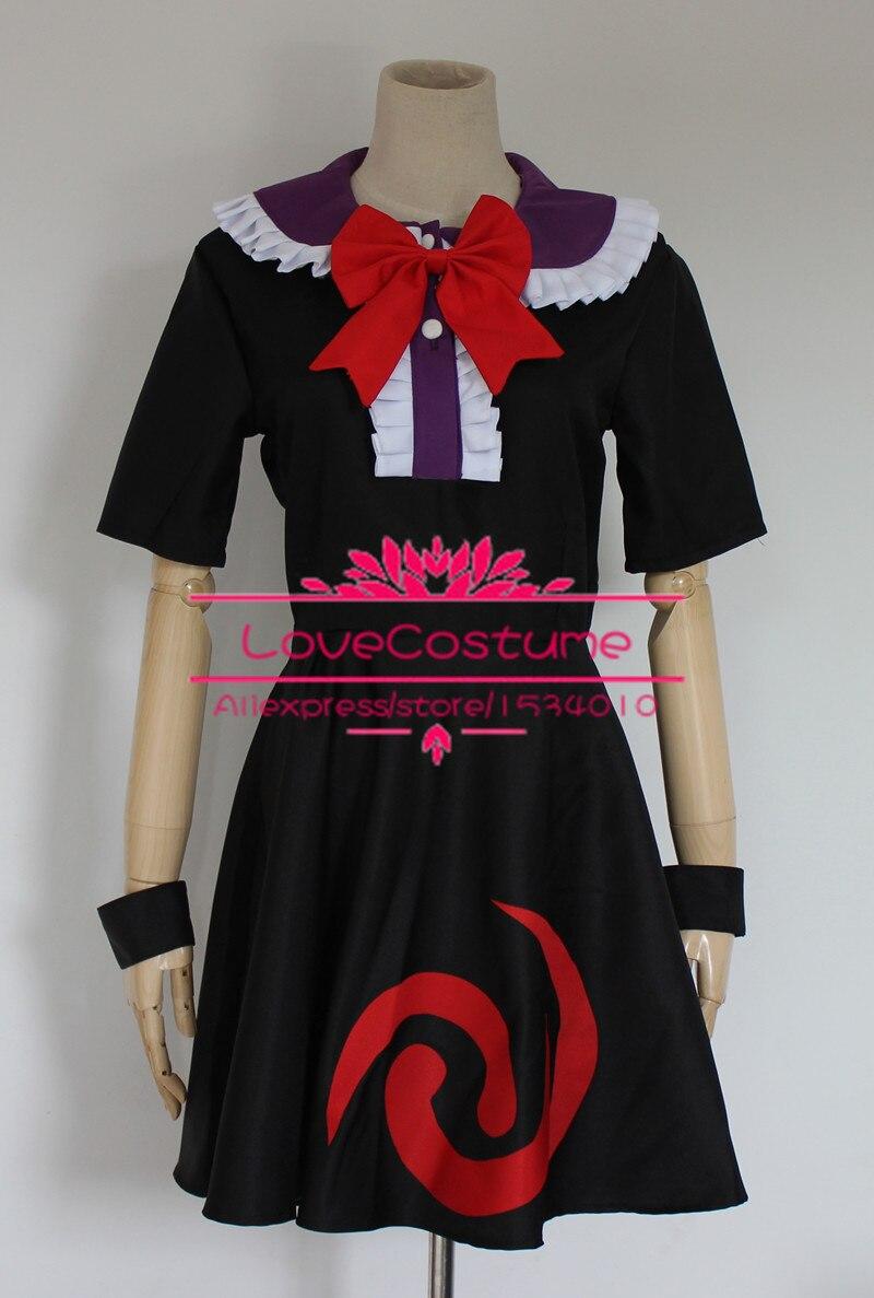 Costume de Cosplay du projet Touhou, nu Houjuu, sur mesure