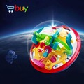 3D Ball Maze Puzzle Labyrinth Perplexus Maze Game Educational Toys for Children Kids Magical Intellect Maze Ball 100 Barriers