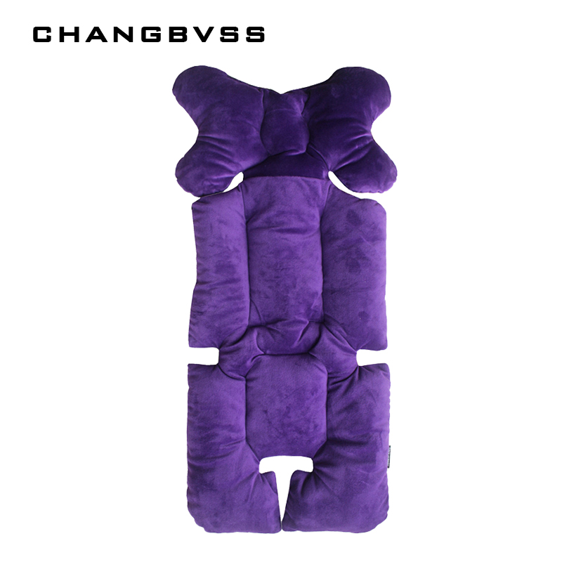 Baby Pram Stroller Seat Pad Cushion Thick Soft Pram And Pushchairs Infant Dining Chair Seat Cushion Chair Mattress For Babies