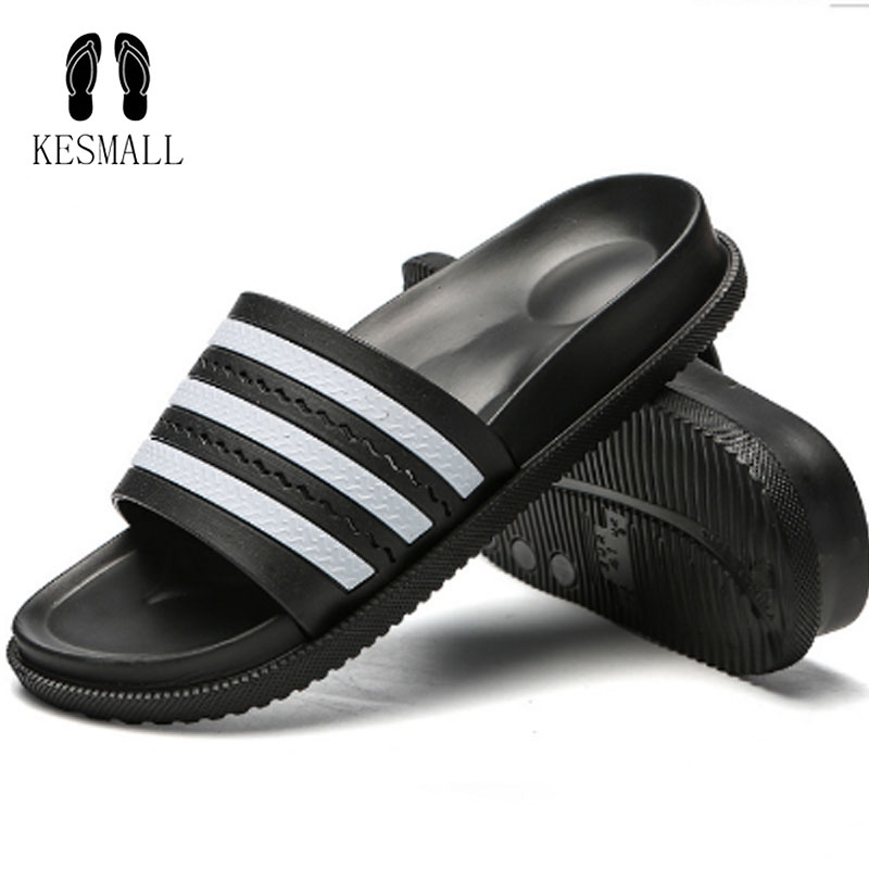 2018 New Summer Bathroom Slippers Women Men Unisex Non-slip Indoor Home Slipper Outdoor Flip Flops Superstar Slides HS122