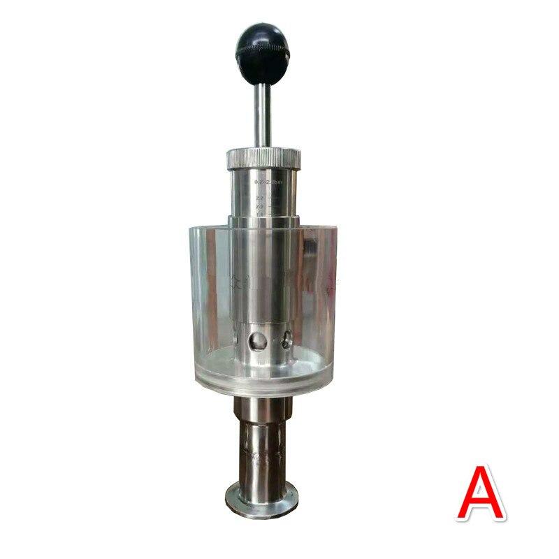Ventil Sanitär 1,5 tri Clamp 0,2-2,2 Bar Einstellbare Vakuum Druck Relief Sicherheit Ventil Sanitär Sus 304 Edelstahl