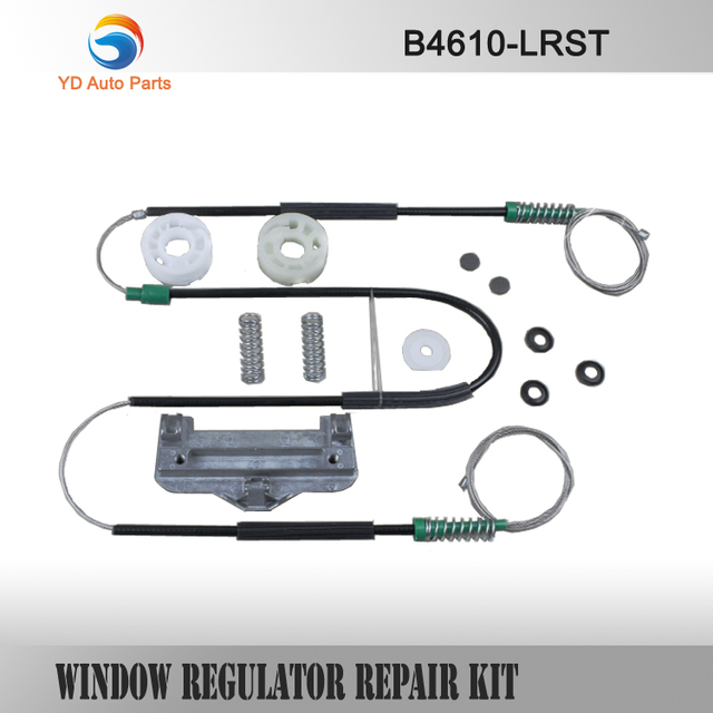 YD FOR BMW E39 WINDOW REGULATOR REPAIR KIT REAR-RIGHT SET
