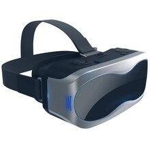 2017 novo VR all-in-one máquina de tela HD de 5.5 polegadas 2 K 4 K jogo capacete óculos de realidade virtual 3D headset com WIFI HDMI entrada