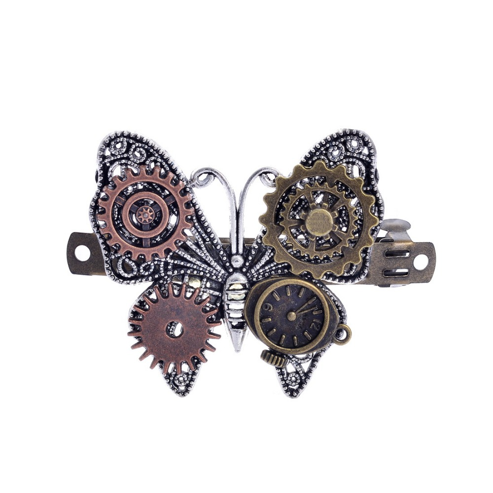 The Gears Butterfly Charm...