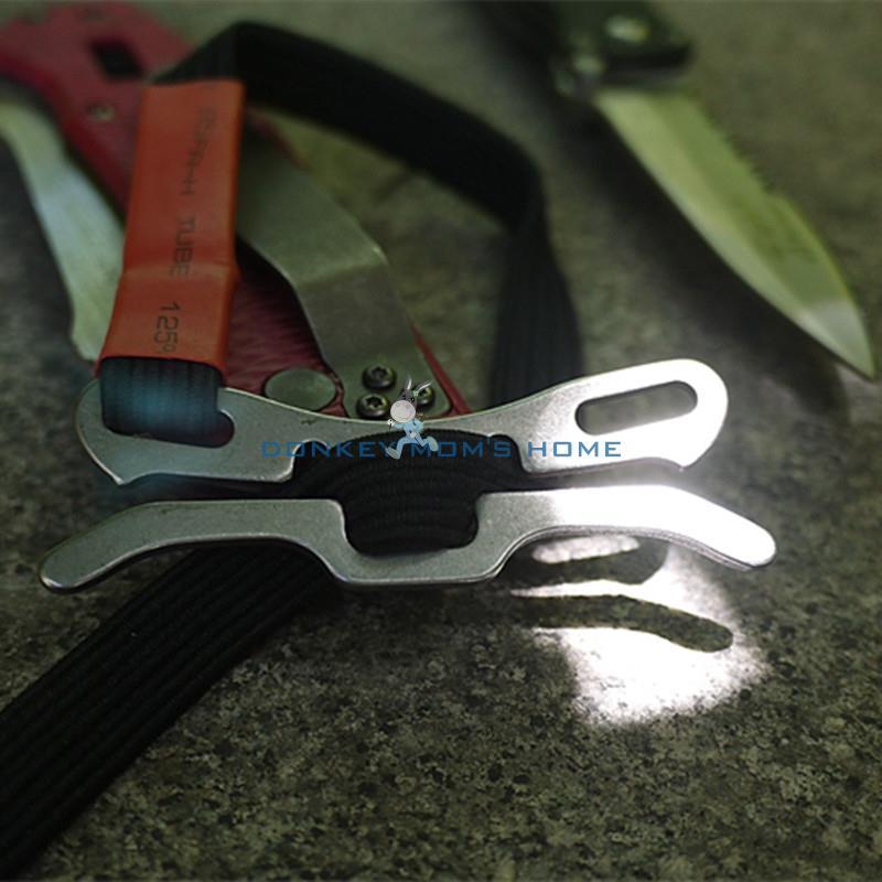 EDC Gear Camping Tourniquet Outdoor Equipment Military Survival Medical Essential Tools Combat Tactical Belt Bandage