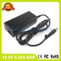 19.5 В 3.33A 65 Вт ac адаптер питания 693711-001 АДФ-65HB HC ноутбук зарядное устройство для HP MT40 MT41 Мобильный Тонкий Клиент Промо-745 755 840