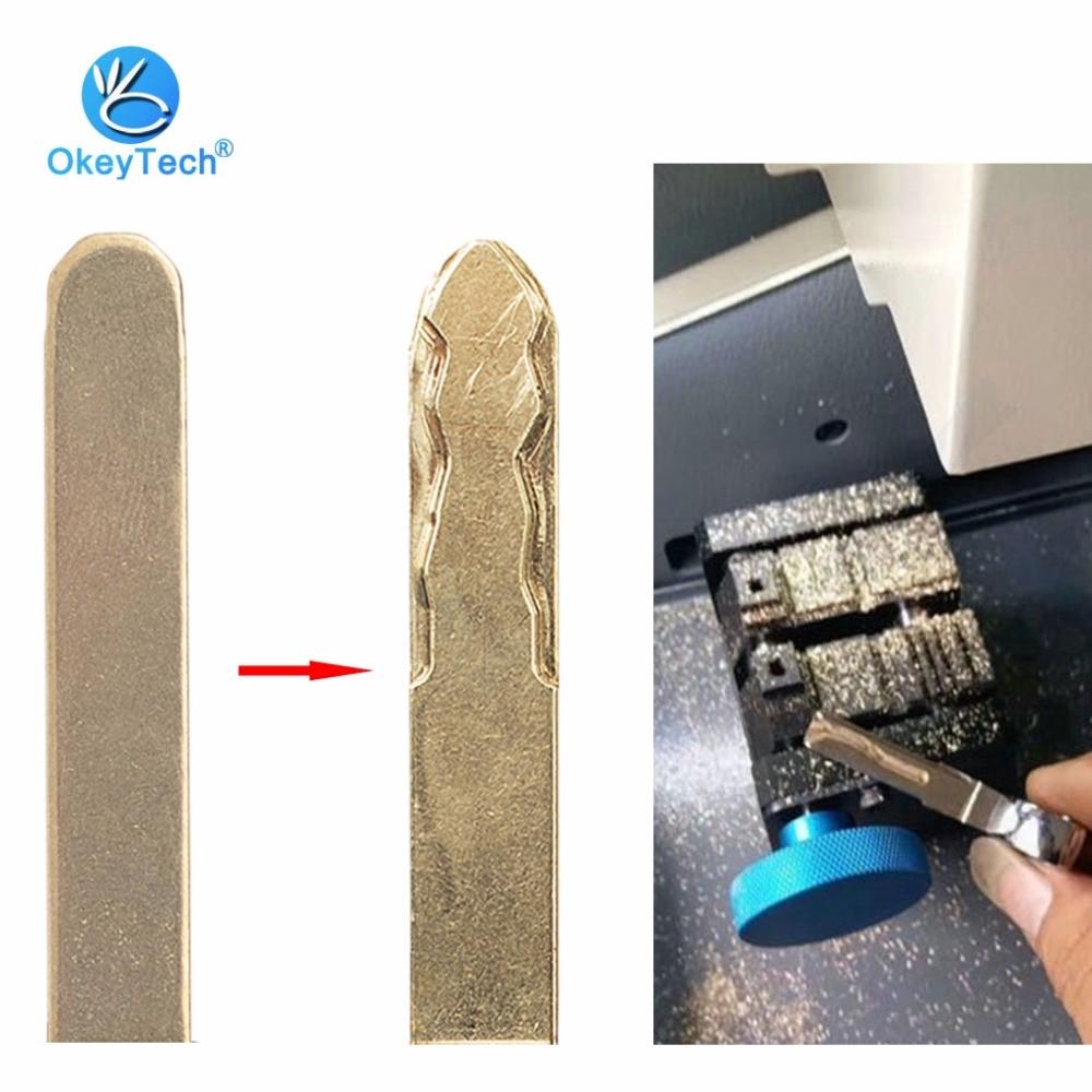 Bmw Car Key Cutting: OkeyTech Extra Fee For CNC Cutting Cut Copy Car Key Blade