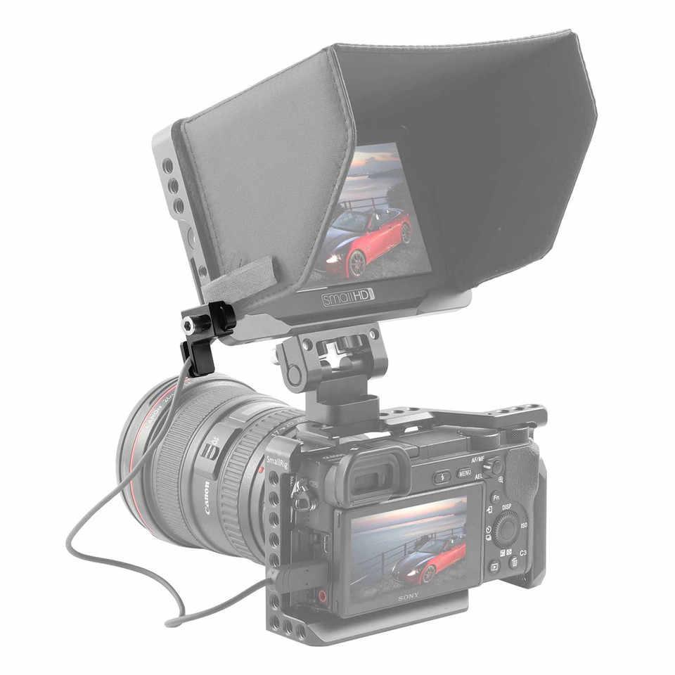 Zacisk kablowy SmallRig HDMI do monitora SmallHD Focus Cage -2101