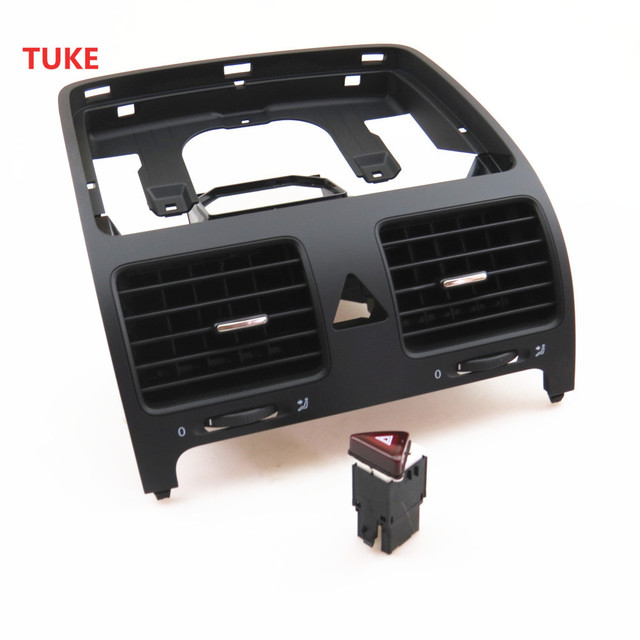 Tuke 1 Set Dashboard Luchtconditioning Nozzle Outlet