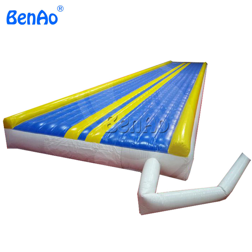 GA101  10m Inflatable tumble track/inflatable gym mat/inflatable airtrick mat +Blower+Repairt Kits+Free Express Shipping free shipping 10 2m inflatable air track inflatable air track inflatable gym mat trampoline inflatable gym mat