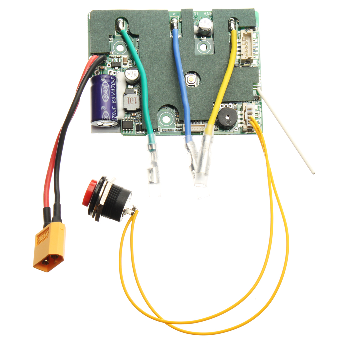 Planche À Roulettes électrique Kit de Moteur de Moyeu avec capteur sans fil 2.4g transmission de la télécommande Pour Le BRICOLAGE Planche À Roulettes Électrique Moteur - 3