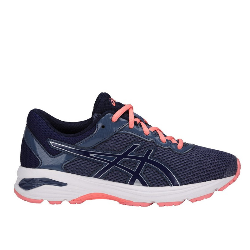 Kids' Sneakers ASICS GT-1000 6 GS C740N-5649 sneakers for girls TmallFS кроссовки asics men s gt 1000 running t4k3n 099