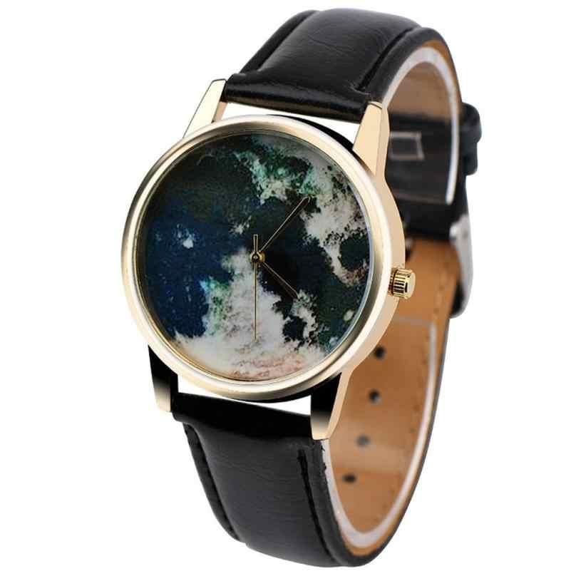 באיכות גבוהה גבירותיי שעון נשים Curren נשים שעונים הגלובלי נסיעות במטוס מפת נשים שמלת שעון ינס בד להקת BK 40 p