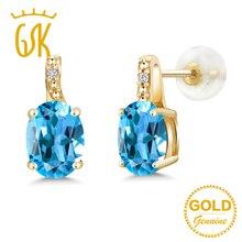 272688a7a974 Compra diamond ct earring blue y disfruta del envío gratuito en ...