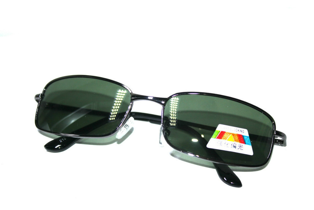 Retro Classic Vintage Square 100% Polarized Polaro...