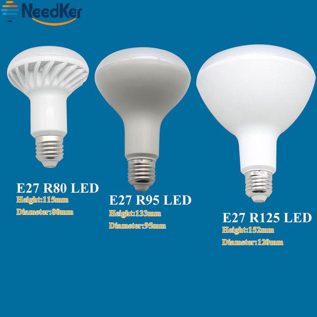 R50 LED Lamp E14 R39 3W 5W 7W R63 R80 LED Bulbs Light SMD2835 SMD5730 AC 110V 220V 240V Warm Cold White Spotlight for Livingroom