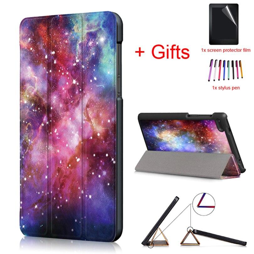 Case Essential TB-7304F Lenovo Funda-Cover Tablet-Stand Ultra-Slim For Tab-7/Essential/Tb-7304f/..