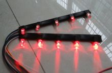 Led chassis light set for 1/10 1/8 RC racing  car RC truck free shipping
