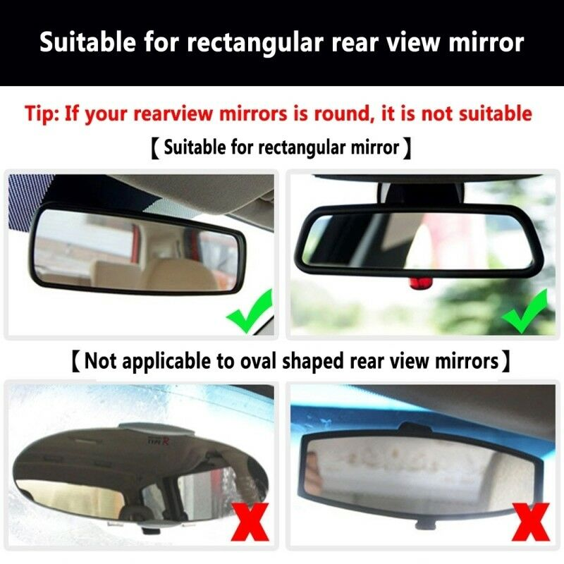 XMXCZKJ Car Rearview Mirror Mount Phone Holder Universal 360 Degrees Car Mobile Phone Stands For iPhone Samsung GPS Smartphone Pakistan