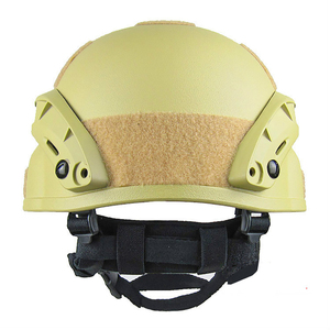 Image 4 - Quality Lightweight FAST Helmet MICH2000 Airsoft MH Tactical Helmet Outdoor Tactical Painball CS SWAT Riding Protect Equipment