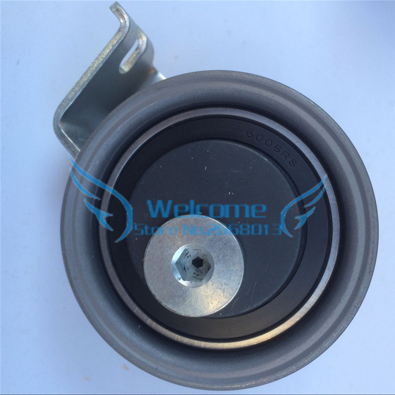 Original Timing and tightening wheel Timing belt tension device for Audi C5 B5 Volkswagen Bora Golf 1.8 JDW-5V