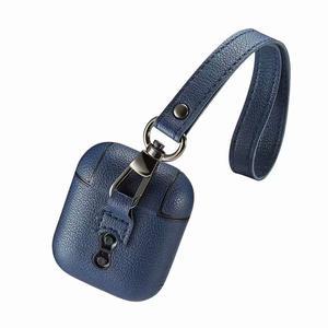 Image 5 - עבור AirPods עור מקרה כיסוי מגן עור עבור אפל Airpod טעינת מקרה ספורט אוזניות fone דה ouvido drop קניות