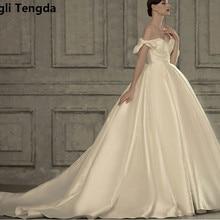 Mingli Tengda Wedding Dresses Ball Gown Bridal Gown