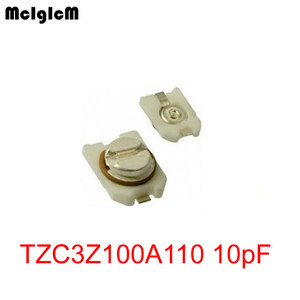 Image 4 - 1000pcs trimmer Adjustable capacitor 3PF 6PF 10PF 20PF 30PF SMD TZC3Z300A110 TZC3Z060A110 TZC3Z030A110 TZC3Z200A110 TZC3Z100A110