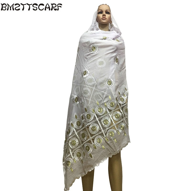 African Women   Scarf   100% big cotton   scarf   muslim women   scarf   for shawls   wraps   pashminaBM565