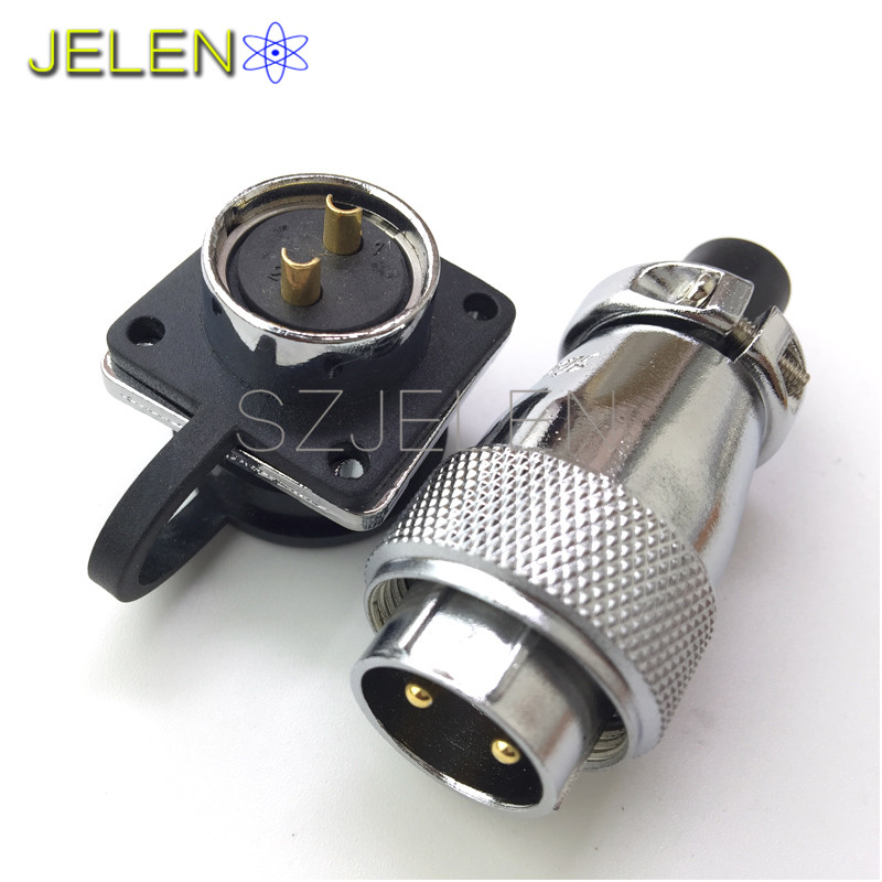 WS20 , Air connector 2 pin plug socket, industrial electrical equipment power connector, Automotive charging plug socket abb industrial connector four pole mobile industrial plug 63a 363p6
