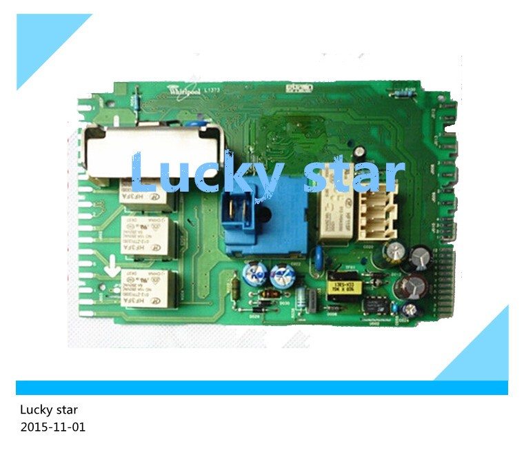 все цены на  95% new good working High-quality for Whirlpool washing machine Computer board AWOE 9558 461974489191 board  онлайн