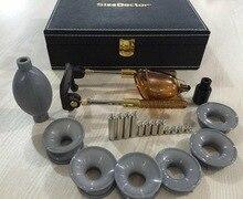 פרו פין Extender SizeDoctor זכר שיפור הגדלת פין אלונקה זין מגדילי פין עטרת משאבת זכר מין כלים