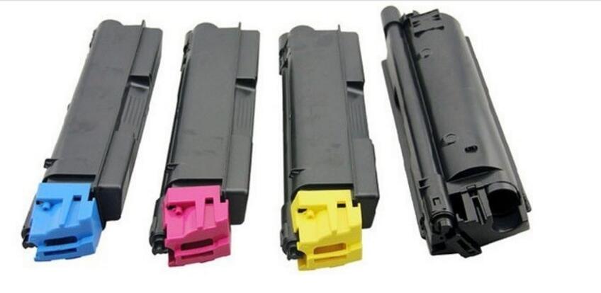 2017 color toner cartridge tk 5150 TK 5152 TK 5153 TK 5154 compatible use for kyocera