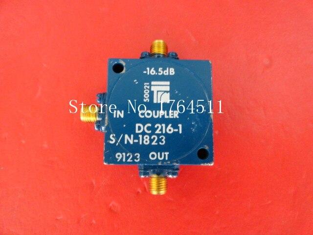 [BELLA] TRM DC216-1 0.1-2GHz 16.5dB SMA Coupler