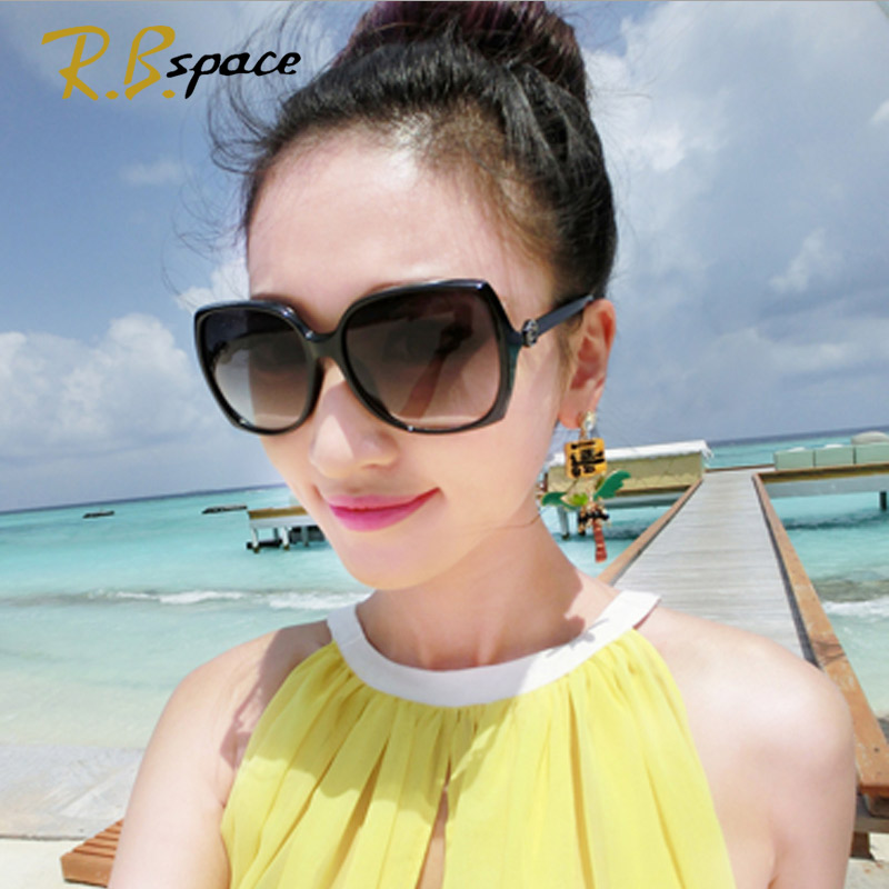 cbda55b00fda2 RBspace Fashion Glasses Vintage Sunglasses Women Brand Designer 2017 Luxury  Gafas Oculos De Sol Feminino Woman Original Eyewear-in Sunglasses from  Women s ...