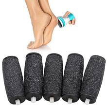 2Pcs Dull Polish Foot Care Tool Heads Hard Skin Remover Refills Replacement Rollers For Heel File Feet care Tool