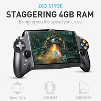 JXD S192K Ручные игры 7 дюймов RK3288 4 ядра 4 ГБ Оперативная память 64 ГБ Встроенная память геймпад 10000 мАч Android5.1 Tablet pc игровой консоли