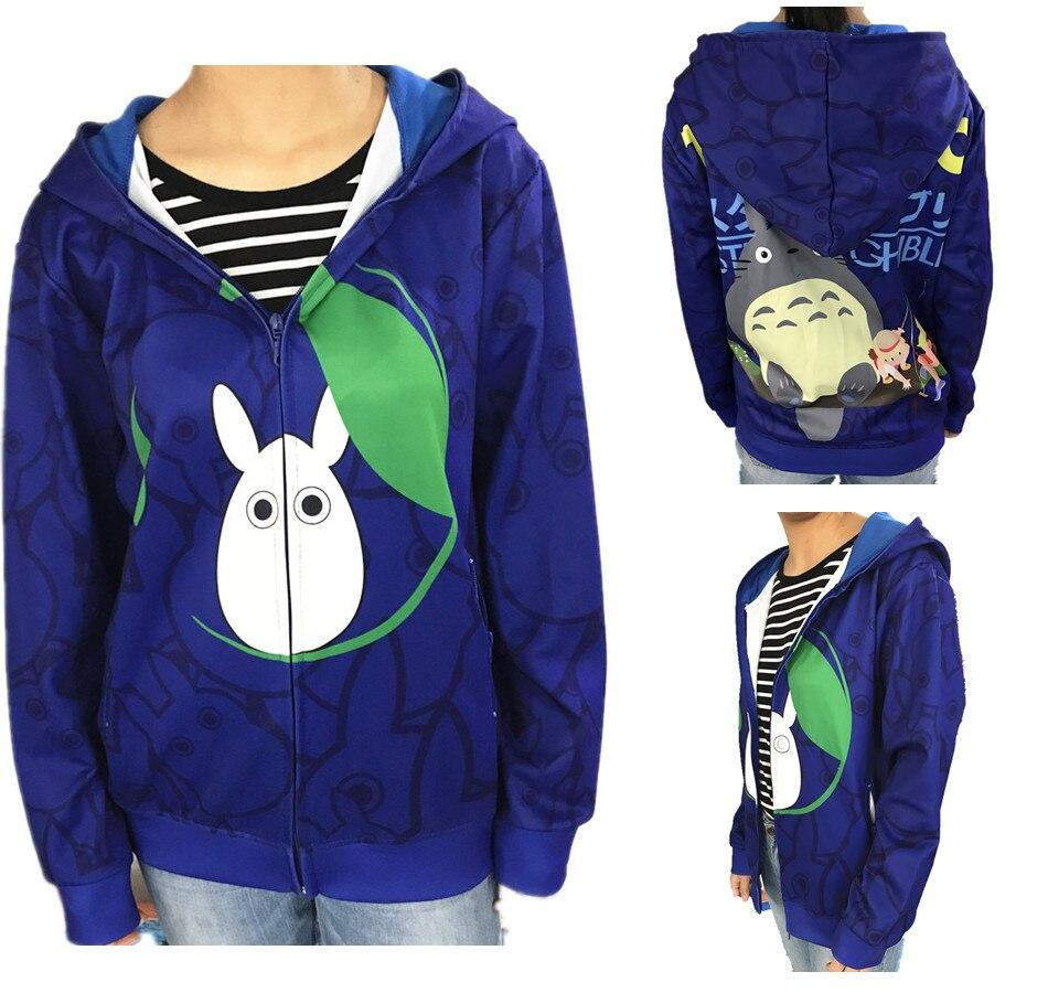 Aliexpress.com : Buy Men Women Anime My Neighbor Totoro Hoodie Coat Cosplay Costume Sweatshirts